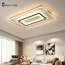 Домашний led современный потолочный светильник для гостиной