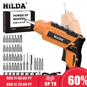 HILDA Cordless Electric Screwd