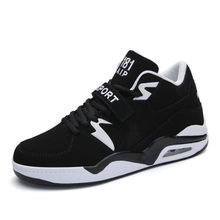 Hommes coussin d'air chaussures de basket-ball haute qualité Jordan chaussures Zapatillas Basquetball Hombre basket-ball baskets hommes chaussures rétro(China)