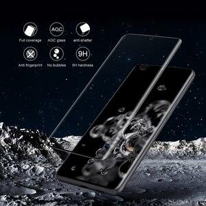Image 4 - Nillkin Gehärtetem Glas für Samsung Galaxy S20 Plus S20 + 3D Screen Protector für Samsung Galaxy S20 Ultra Glas