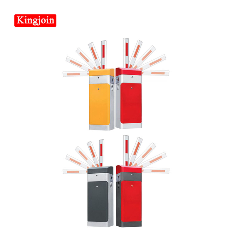 KINGJOIN High Quality Boom Arm Automatic Barrier Gate For Car Parking Management System