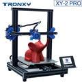 TRONXY Neue Verbesserte Tronxy XY 2 Pro Schnelle Montage 3D Drucker Auto nivellierung Fortsetzung Print Power Filament Sensor 3 5 ''Touch-in 3-D-Drucker aus Computer und Büro bei