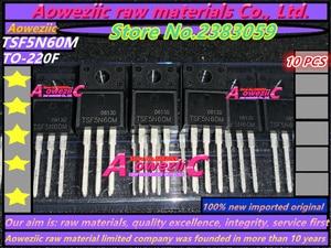 Image 3 - Aoweziic 100% nuovo originale importato TSF2N60M 2N60 2A 600V TSF5N60M 5N60 4.5A 600V TSF8N60M 8N60 8A 600V TO 220F transistor MOS