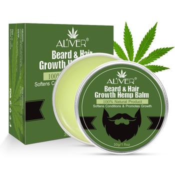 1pc naturalne konopie olejek na porost brody balsam do brody wąsy serum wzrostu nawilżający wygładzający broda do włosów esencja na długie rzęsy do pielęgnacji włosów tanie i dobre opinie Blue ZOO 201918463 Produkt wypadanie włosów beard growth oil beard wax FB18463 FB18474 1 pcs