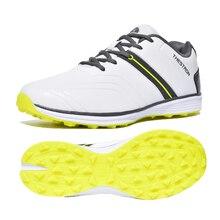 Водонепроницаемые мужские кроссовки для гольфа размера плюс US 6,5-US 13, профессиональные кроссовки для гольфа для мужчин, легкие брендовые кроссовки для тренировок, кроссовки для гольфа