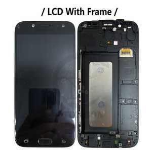 Image 2 - LCD With Frame For Samsung Galaxy J5 Pro 2017 J530 LCD J530F J530Y J530G J530FM Display Screen Touch Sensor Digitizer Assembly