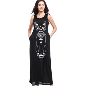 Dress Style Size Summer O Casu