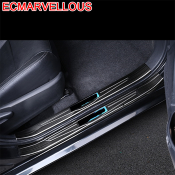 Foot Pedal Automobile Chromium Modified Decorative Car Styling Accessories Covers Modification 14 15 16 17 18 FOR Toyota Corolla