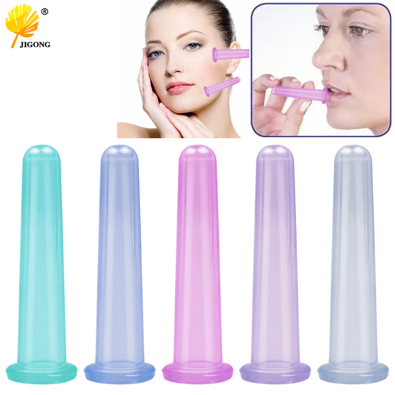 Противовозрастные силиконовые подъемные чашки для лица, полезный массаж, аксессуары для макияжа| |   | АлиЭкспресс