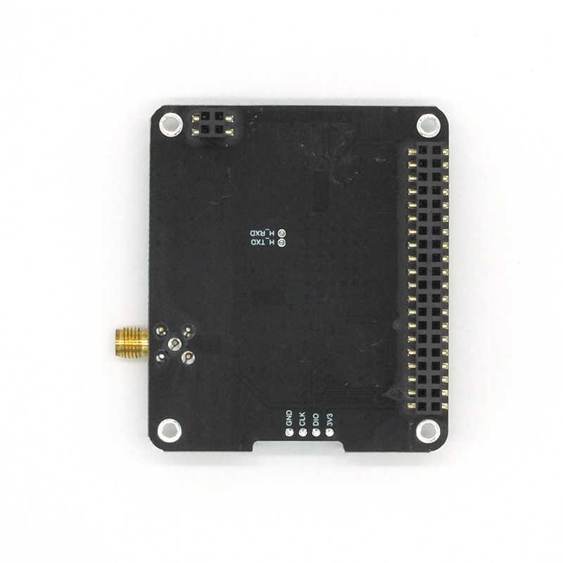 GeeekPi Lora Raspberry Pi Hat,Docker Pi IoT Node A w//GPS,BDS,2G,LORA Programmable Docker Pi Module,Lora Hat Board for Raspberry Pi
