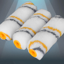 Decorating-Painting-Tool-Sets Roller-Brush Sponge Sleeves Decorative-Corner 20pcs 4inch