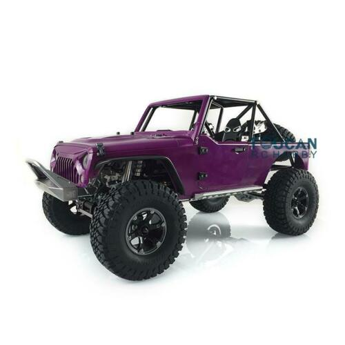 In Stock Need Painting 1/8 RC Capo Crawler JKMAX 320A ESC Motor Radio Assembled THZH0181