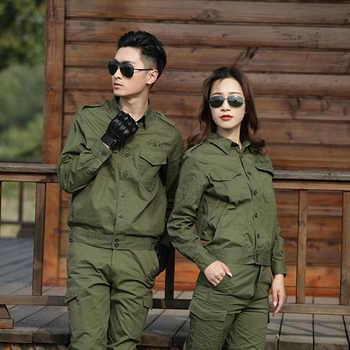 Tactical cargo Pants Armygreen Men\'s Clothing Sets Camouflage Army Uniform Combat Uniform Men