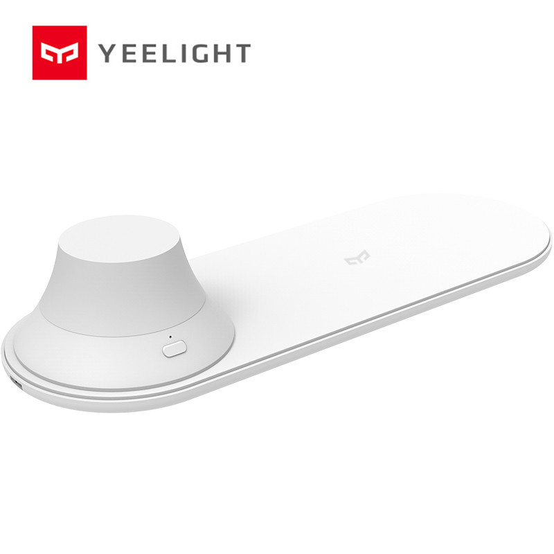 Image 5 - Yeelight Wireless Charger with LED Night Light Magnetic Attraction Fast Charging For iPhones Samsung Huawei phonesSmart Remote Control   -