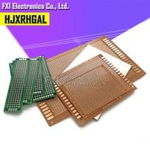 PCB 5 pièces 5x7 4x6 3x7 2x8 10x15 9x15 7x10 7x9 4x6cm igmopnrq, KIT de carte pcb universel en cuivre latéral ardui