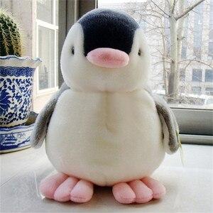 Pingüino bebé juguete de peluche suave cantando relleno animado Animal chico muñeca lindo bebé juguetes chico s Brinquedos Kawaii regalo Regalos para bebé