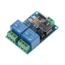 Релейный модуль esp8266 esp 01s 5v wifi умный дом дистанционный