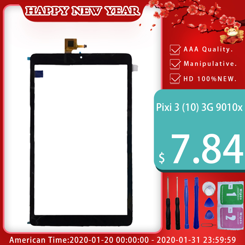 For Alcatel One Touch Pixi 3 9002X 3G 7/'/' Touch Screen Digitizer Tablet Panel