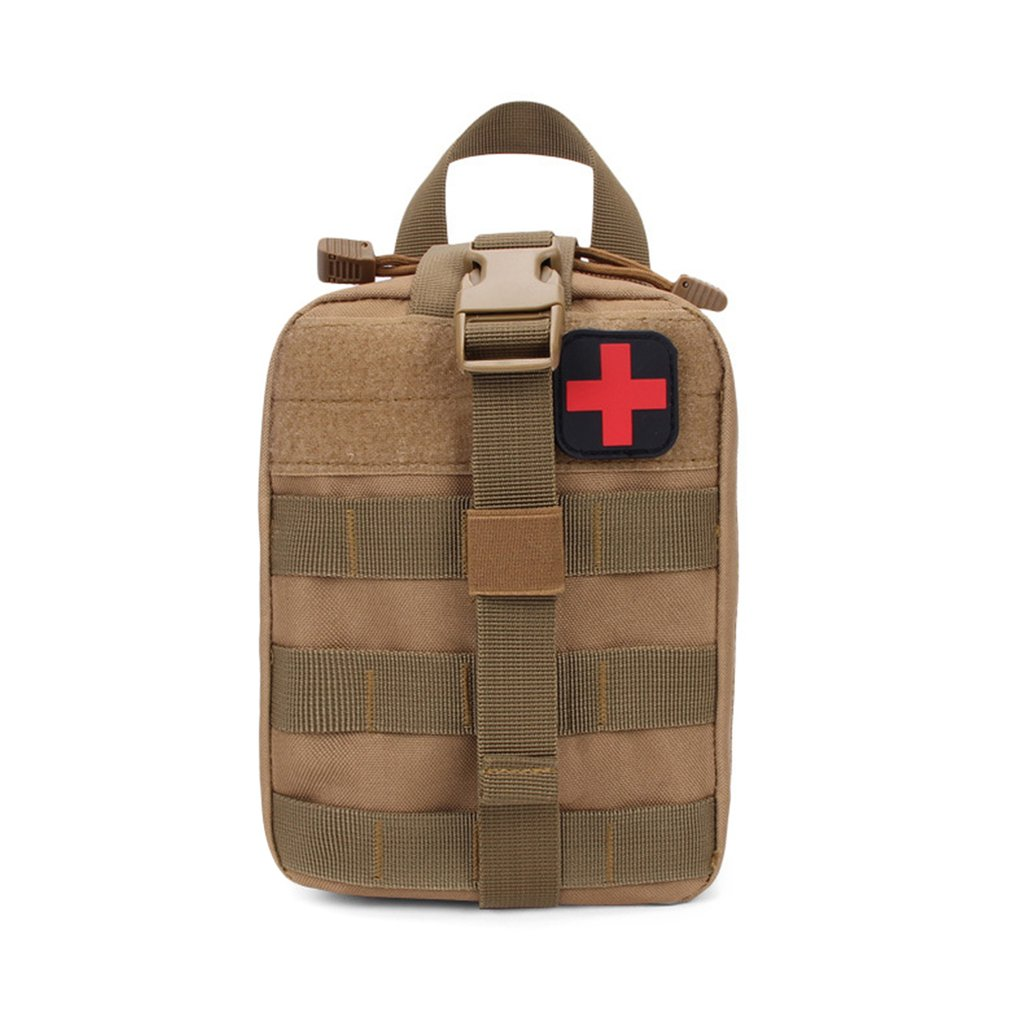 OUTDA Tactical First Aid Bag  Kit Bag Molle EMT Emergency Survival Pouch Outdoor  Box Large Size SOS Bag/Package