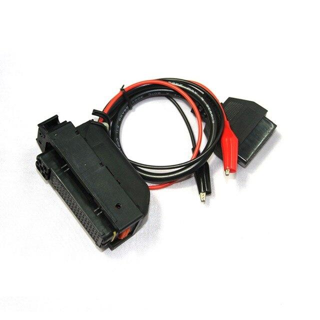 81 Pins Obd Diagnostic Tools OBD2 Connectors F + Dc EDC15 EDC15P EDC15P + EDC15V EDC15VM + ME7 Ecu Kabel voor Vag Groep