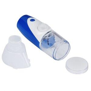 Image 5 - Mini Portatile Silenzioso Funzionamento A Batteria Da Viaggio Nebulizzatore Nebulizzatore Umidificatore