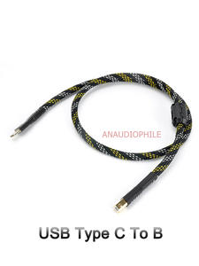 Usb-Cable Cell-Phone Hifi Mobile for DAC Handcrafted To
