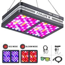 Famurs Led Grow Light 800W/1500W/2000W/3000W Volledige Spectrum Reflector Triple chip Veg Bloom Voor Kamerplanten Groeien Tent Plant Led