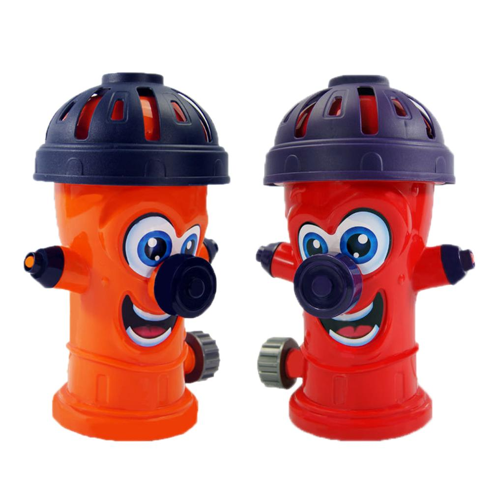 Ourdoor Water Spray Toy Fire Hydrant Sprinkler Rotating Summer Outdoor Splash Toy For Summer Family Fun Children