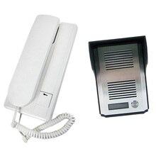 Door Phone System, Doorbell Intercom Entry System, Wired Intercom Doorbell Kits, Door Intercom, Support Unlock Door Release