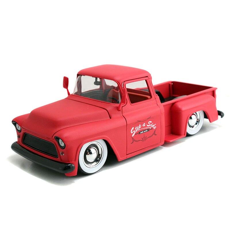 1955 Chevy  Stepside Pickup (2)
