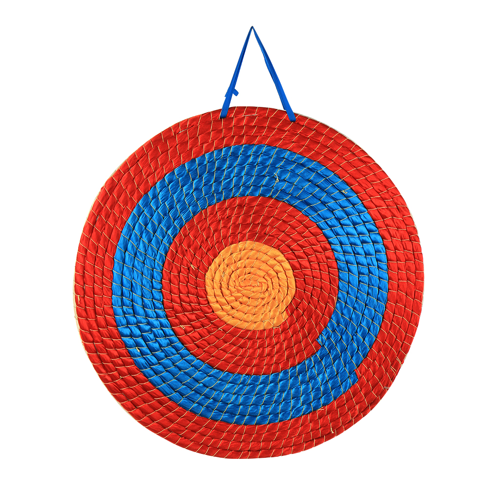 55cm Archery Target Board Straw Arrow Darts Targets Props For Outdoor Sports Bow Hunting Target Shooting Accessories