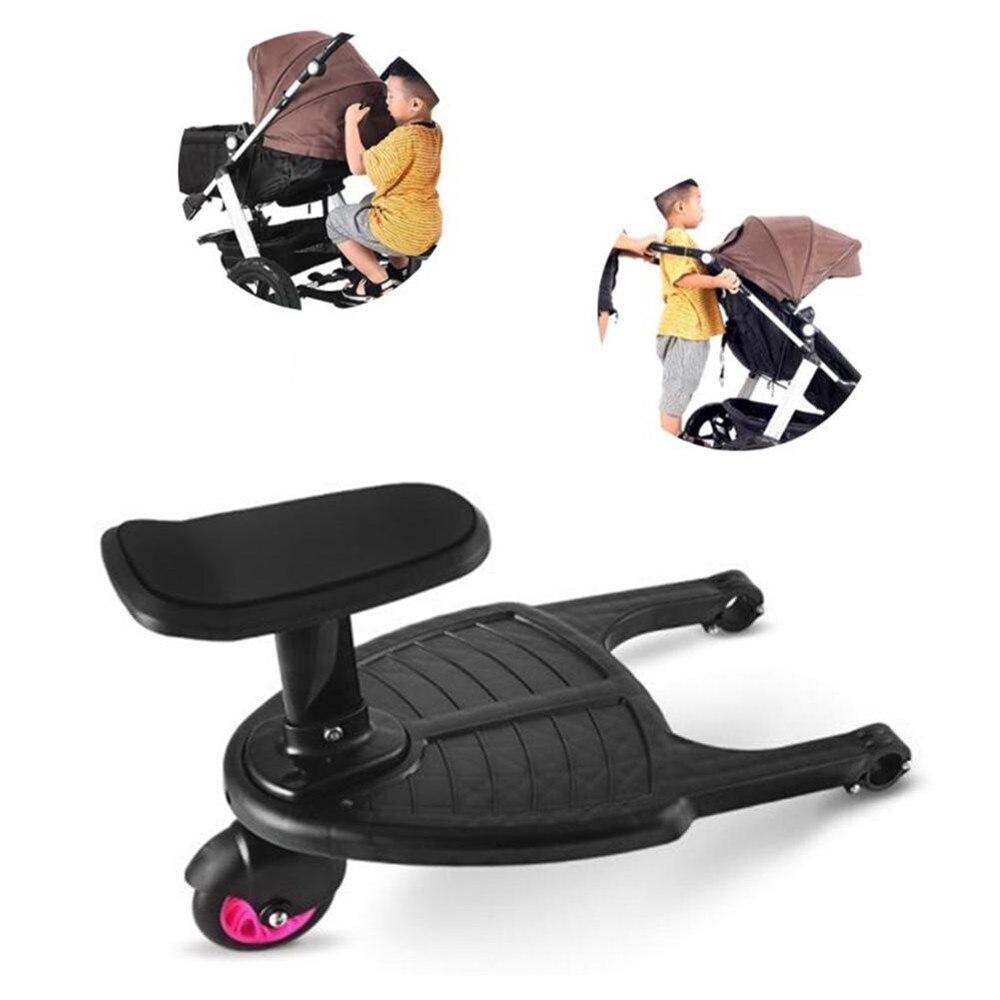 Аксессуары для коляски педали адаптер подвеска PP подвесной вспомогательное детское сиденье тележка на круглой подставке детская игрушка д...