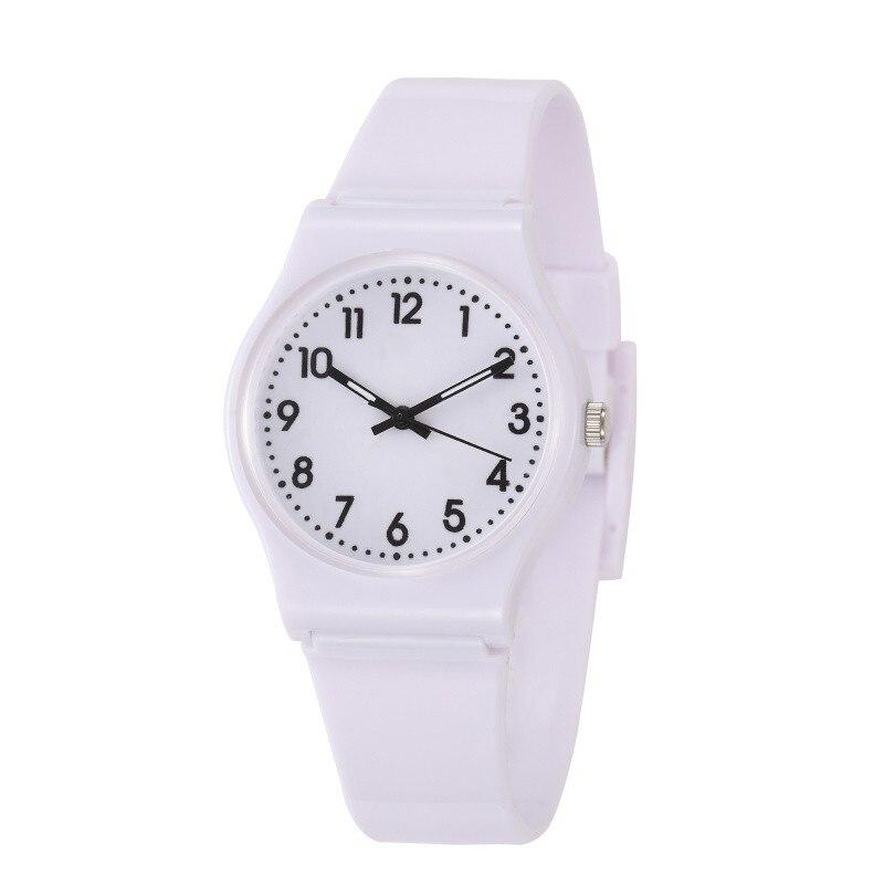 Children  Rubber Band Multi Colors Quartz Wristwatch Hodinky Girls Boys Gift Clocks Ceasuri Drop Shipping Montre Enfant Garcon