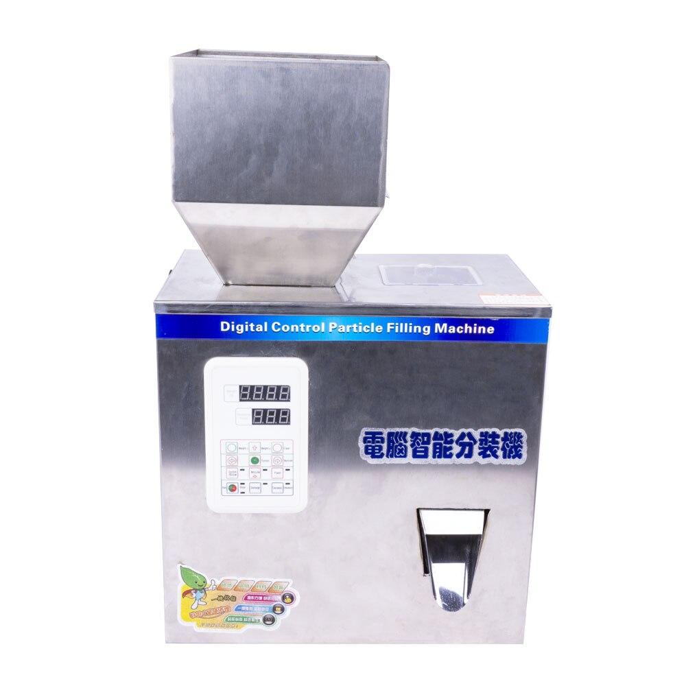 Machine d'emballage de Distribution de mesure automatique 1-200g Machine de remplissage de sac de Granule de Machine d'emballage fendue intelligente