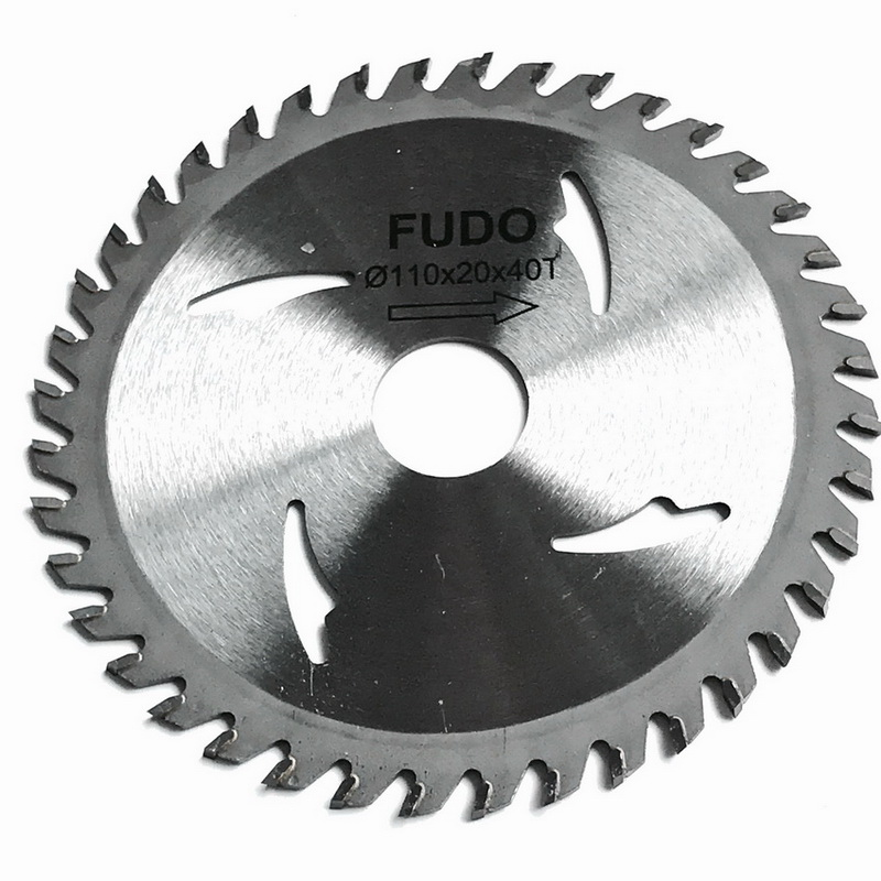 On Sale Of 50PCS Hot Sale 110*20*2.0*40Z Wood Cutting Saw Blades Cutting Disc Decoration Quality Grade DIY  Home Using