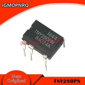 10pcs/lot TNY280PN DIP7 TNY280P DIP TNY280 DIP-7 new and original IC(China)