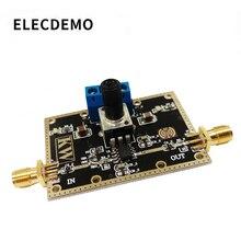 Módulo OPA690, módulo amplificador operacional de valoración de voltaje de banda ancha, 500 MHz, banda ancha, ganancia de bucle abierta, placa de demostración de función de 60dB