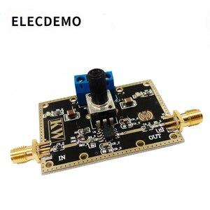 Image 1 - OPA690 модуль с широкополосной обратной связью напряжения Модуль операционного усилителя 500 МГц полоса пропускания открытая петля усиления 60 дБ функция демонстрационная плата