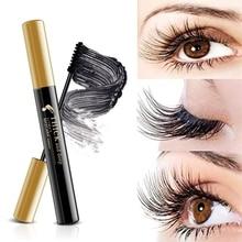 1pc Thick Mascara Waterproof Smudge-proof Lasting Slender Curling Eye Lashes Serum Mascara  Charm Makeup Cosmetics цены онлайн