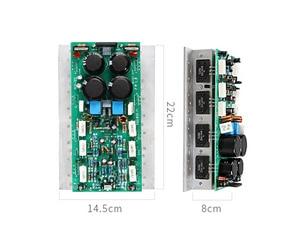 Image 3 - Sanken 1494/3858 High Power Hifi Audio Versterker Boord Dual Channel 450W + 450W Stereo Amp Mono 800W versterker Board Voor Geluid Diy