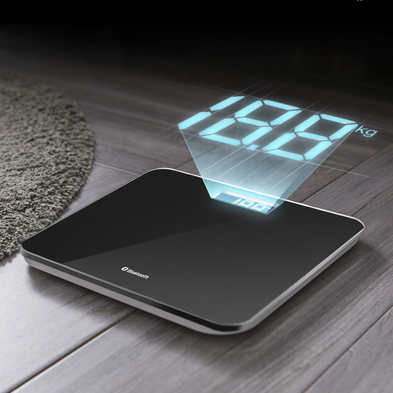 Digoo Scale Body-Weight-Scale Floor Bluethooth Human LCD DG-B8025 Scientific App-Record title=