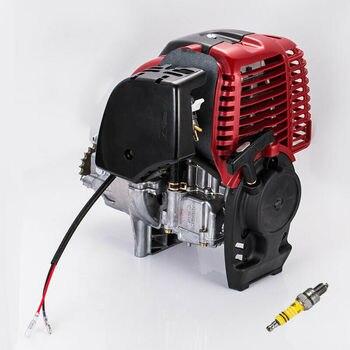 Motor de arranque por cuerda de 49CC, potente Motor de bicicleta de 4 tiempos para Mini Scooter ATV Chopper reemplazo