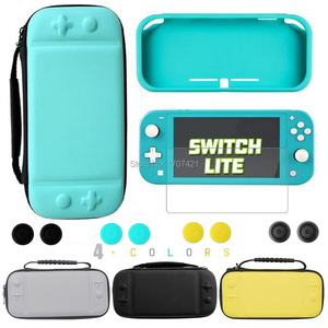 Image 2 - NEW For Nintend Switch Lite Skin Cover Case Protective Storage Bag For Nintendo Switch Mini Console Carrying Cases