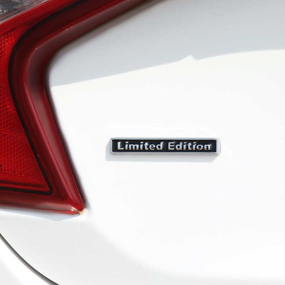 Креативные автомобильные стикеры лимитированного выпуска, наклейки для Skoda Octavia 2 A7 A5 A4 Vrs Fabia 2 1 Rapid Yeti Superb 3 Felicia Citigo RS