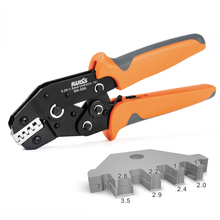 SN-58b crimping pliers 0.25-1.5mm2 23-18AWG for XH2.54 2510,3.96,tab 2.8/4.8 spring terminal =SN-28B+SN-48B wire crimp tools