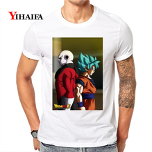Men Women T Shirt Summer Tees Anime Dragon Ball Z Blue Goku Saiyan Vegeta Graphic Tee Harajuku 3D T-Shirts Unisex White Tops men women t shirts cartoon 3d dragon ball z geometric saiyan goku kid graphic tees white anime tee tops unisex t shirt