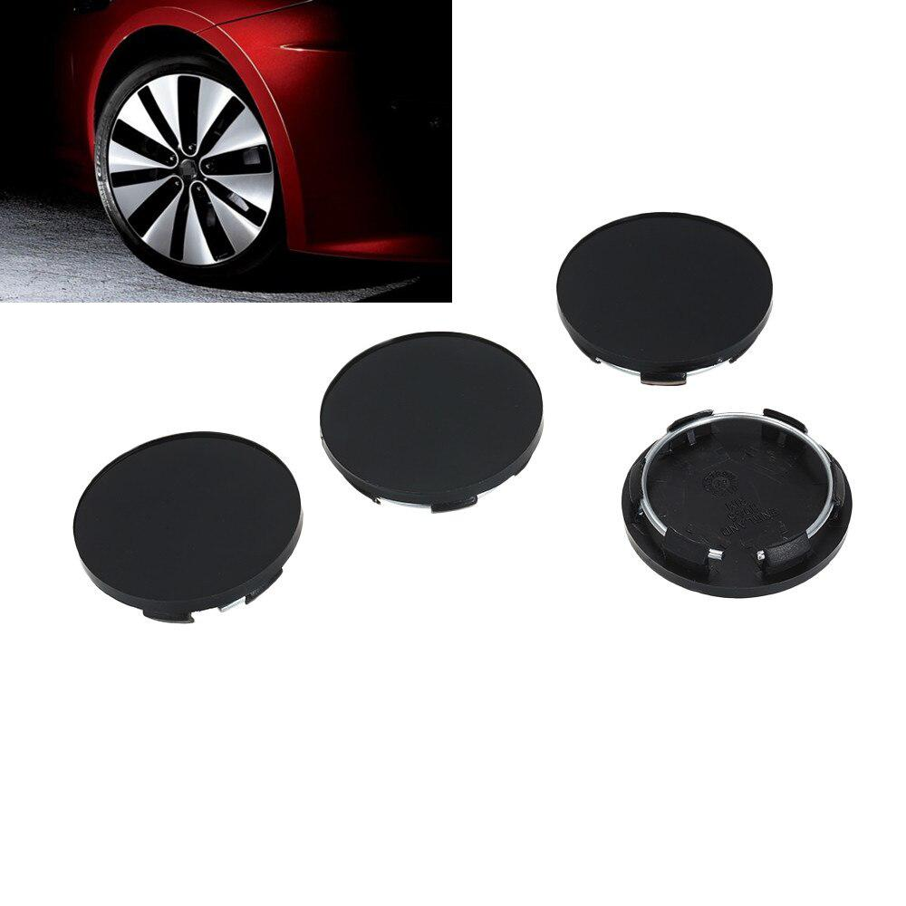 4PCS Black <font><b>Car</b></font> <font><b>Hub</b></font> Caps 50mm ABS <font><b>Car</b></font> <font><b>Hub</b></font> Trim <font><b>Cover</b></font> Decorative <font><b>Cover</b></font> of <font><b>Wheel</b></font> <font><b>Car</b></font> <font><b>Wheel</b></font> Rim <font><b>Hub</b></font> Caps Center <font><b>Cover</b></font> image