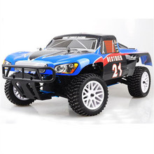 HSP RACING RC CAR SCT DESTRIER 1/10 SCALE NITRO POWER SHORT COURSE TRUCK 18CXP ENGINE WATER PROOF READY TO RUN (ITEM NO. 94155) все цены