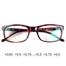 Havana klasik asetat okuma gözlüğü 0.00 + 0.25 + 0.5 + 0.75 + 1.25 + 1.5 + 1.75 + 2.25 + 2.5 + 2.75 + 3.0 + 3.25 + 3.5 + 3.75 + 4.0 + 4.25