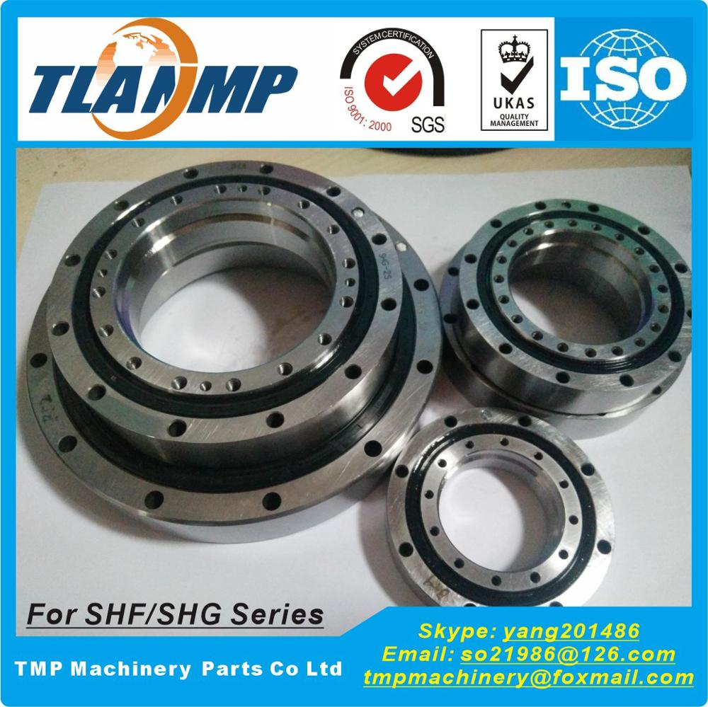 SHF-14 , SHG-14 , CRU14-70 Cross Roller Bearing For SHF/SHG Series Harmonic Drive Gear Speed Reducer-TLANMP Brand Bearings